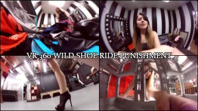 10294 - VR360 WILD SHOE RIDE PUNISHMENT