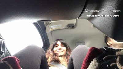 12444 - Car Seat Cuckold 5