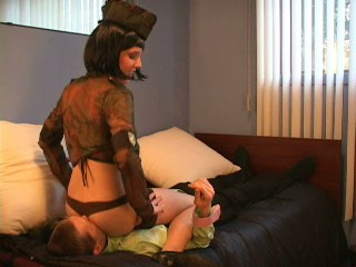 12512 - Sergeant Ashley Kinks