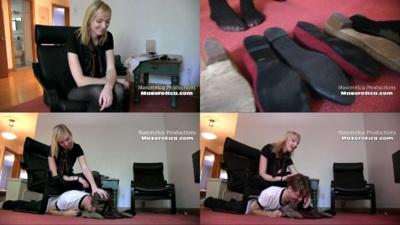 12753 - Celeste's Dirty Little Shoe Boy 2