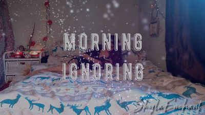 16837 - Morning Ignoring