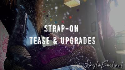 16842 - Strap-On Tease & Upgrades