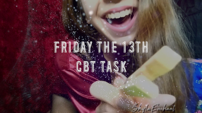 16882 - CBT Task - Friday the 13th