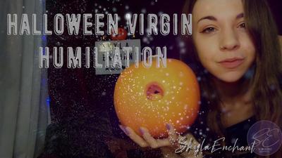 16895 - Halloween Virgin Humiliation