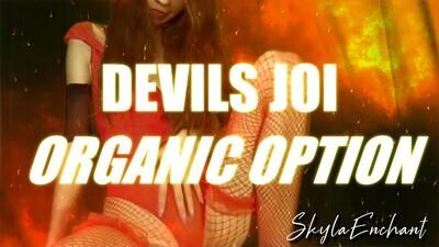 16900 - The Devils JOI - Organic Option
