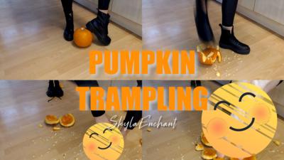 16903 - Pumpkin Trampling