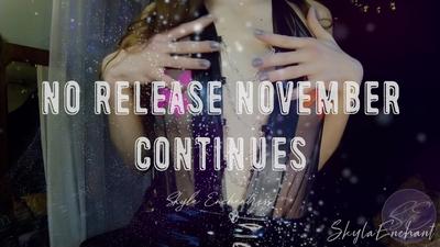 16910 - No Release November Continues