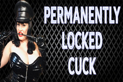 18331 - PERMANENTLY LOCKED CUCK