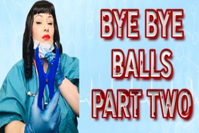 18614 - BYE BYE BALLS PART TWO