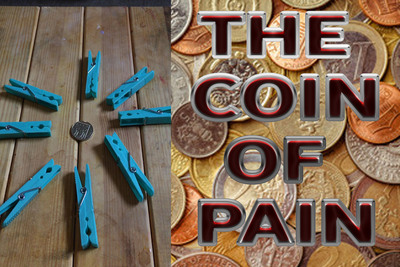 18824 - THE COIN OF PAIN