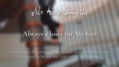 19050 - Always a loser for My feet