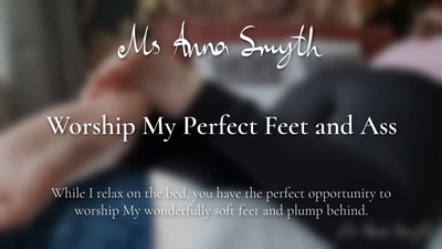19072 - Worship My Perfect Feet and Ass