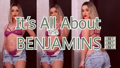 19457 - It's All About The Benjamins