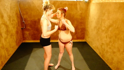 2437 - Natalie vs Brooke full fight