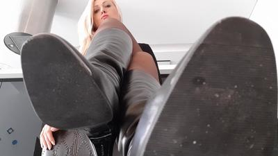 268 - Office Boots Worship