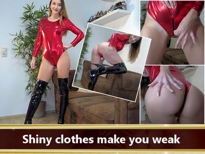 275 - Shiny clothes make you weak