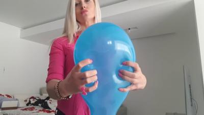 337 - Nails Pop Balloons