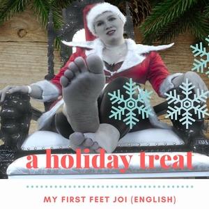 467 - My first Feet Joi Clip