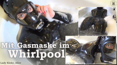 5077 - In the whirlpool with my gasmask