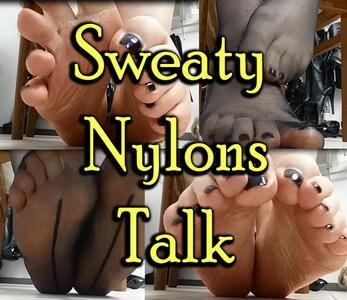 520 - Sweaty Nylons Talk