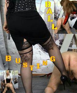 533 - Ballbusting