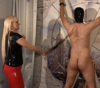 538 - His very first whipping