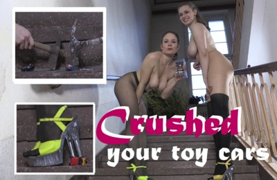 6434 - Crushed your toy card