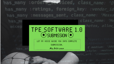7991 - TPE SOFTWARE 1.0 (AUDIO ONLY)