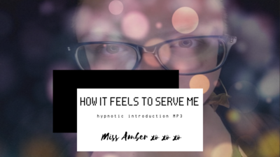 7995 - HOW IT FEELS TO SERVE ME (AUDIO ONLY)