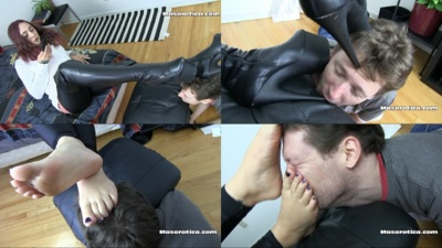 9458 - Filming Footboy (HD)